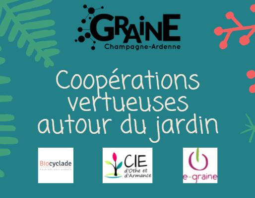 Eductour «Coopérations vertueuses autour du jardin» – 21 mai 2021