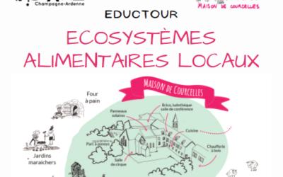 Eductour – «Ecosystèmes alimentaires locaux» – 30/09/2021