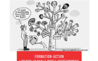 Formation/Action – «Prendre en main le Modèle Socioéconomique de mon association d'ENEDD» – 15/10/2021