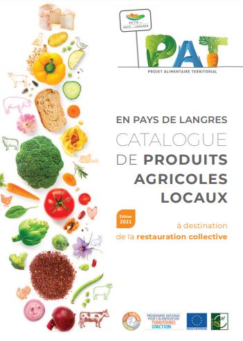 Des livrets pour accompagner la sensibilisation à l'alimentation durable en Pays de Langres